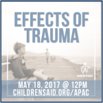 Effects of Transitions and Trauma on Child Development
