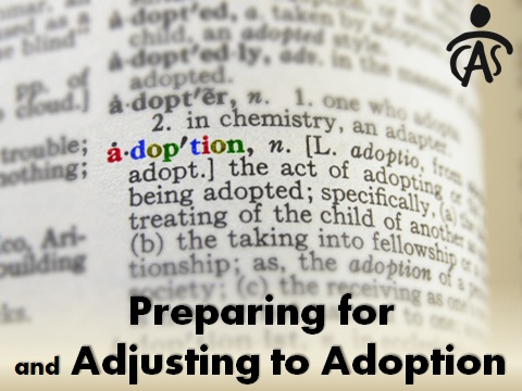 Preparing For And Adjusting To Adoption
