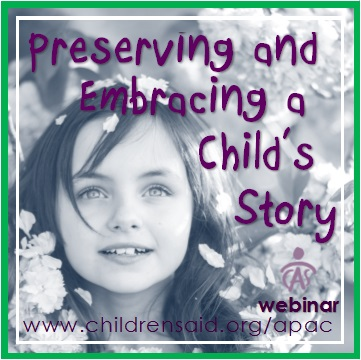 Preserving And Embracing A Childs Story