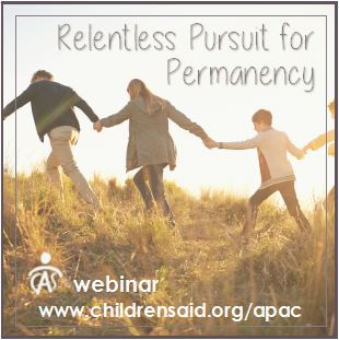 Relentless Pursuit For Permanency