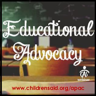 Skills For Educational Adocacy