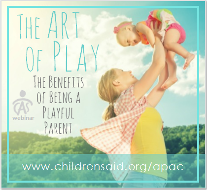 The Art Of Play Parenting