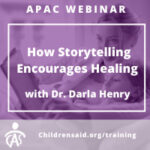 How Storytelling Encourages Healing