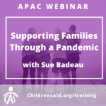 Supporting Families Through a Pandemic with Sue Badeau