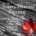 Trauma Informed Parenting