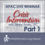 Crisis Intervention Part I: Managing Aggression and Other Difficult Behaviors
